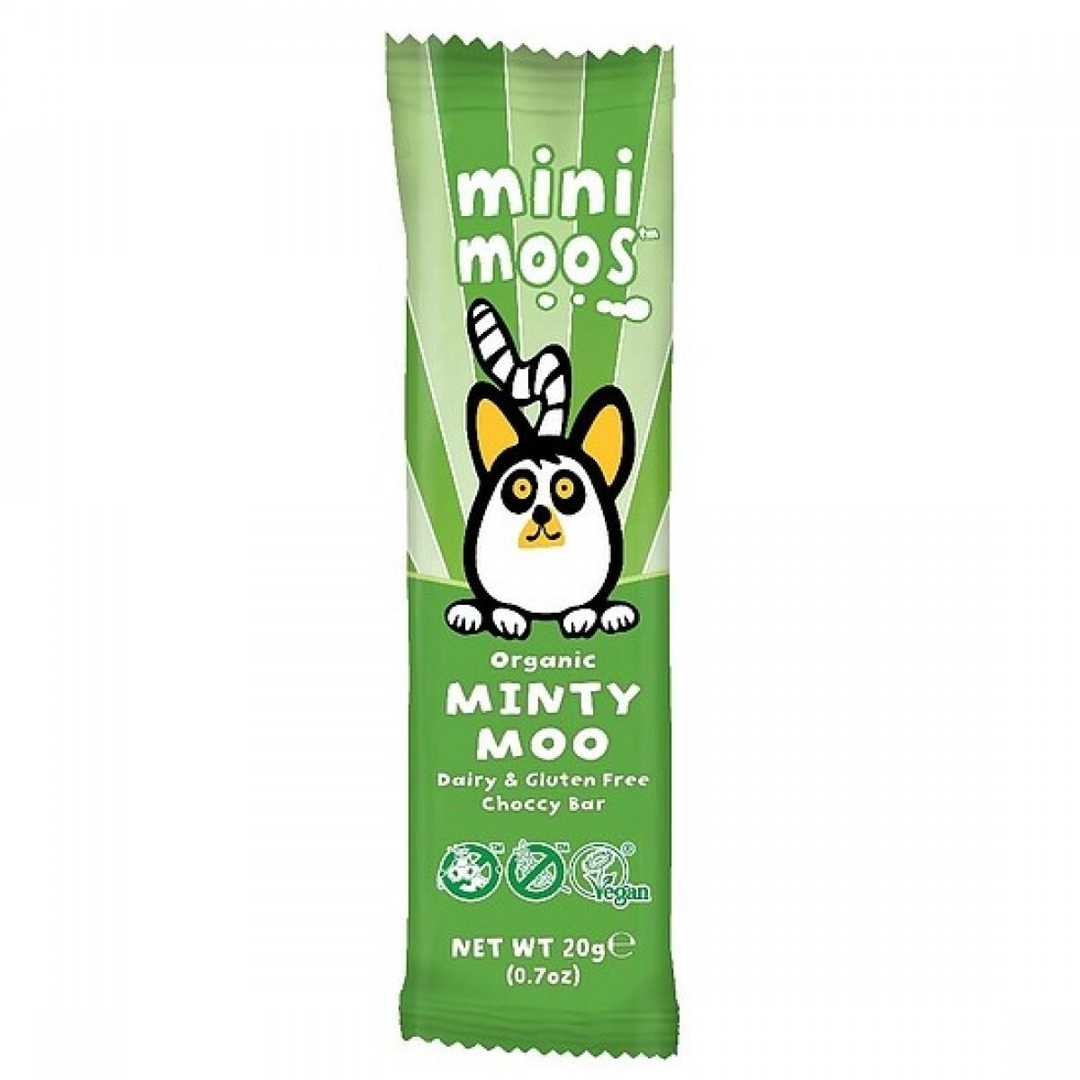 Minty Moo Chocolade Mintsmaak Lactosevrij