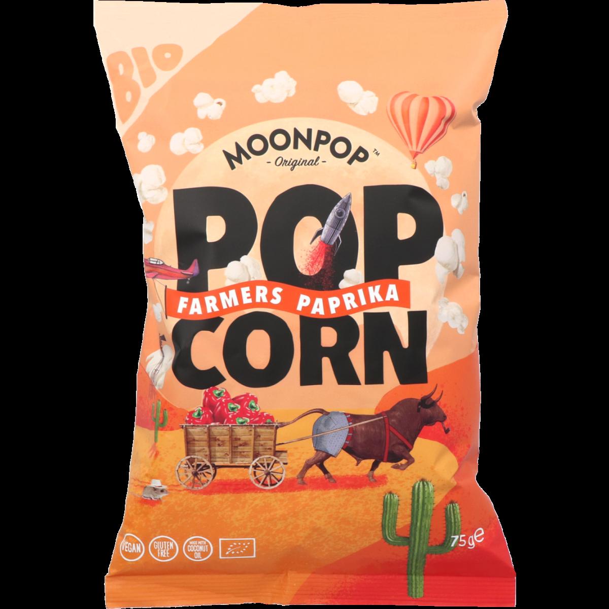 Popcorn Farmers Paprika 75 gram