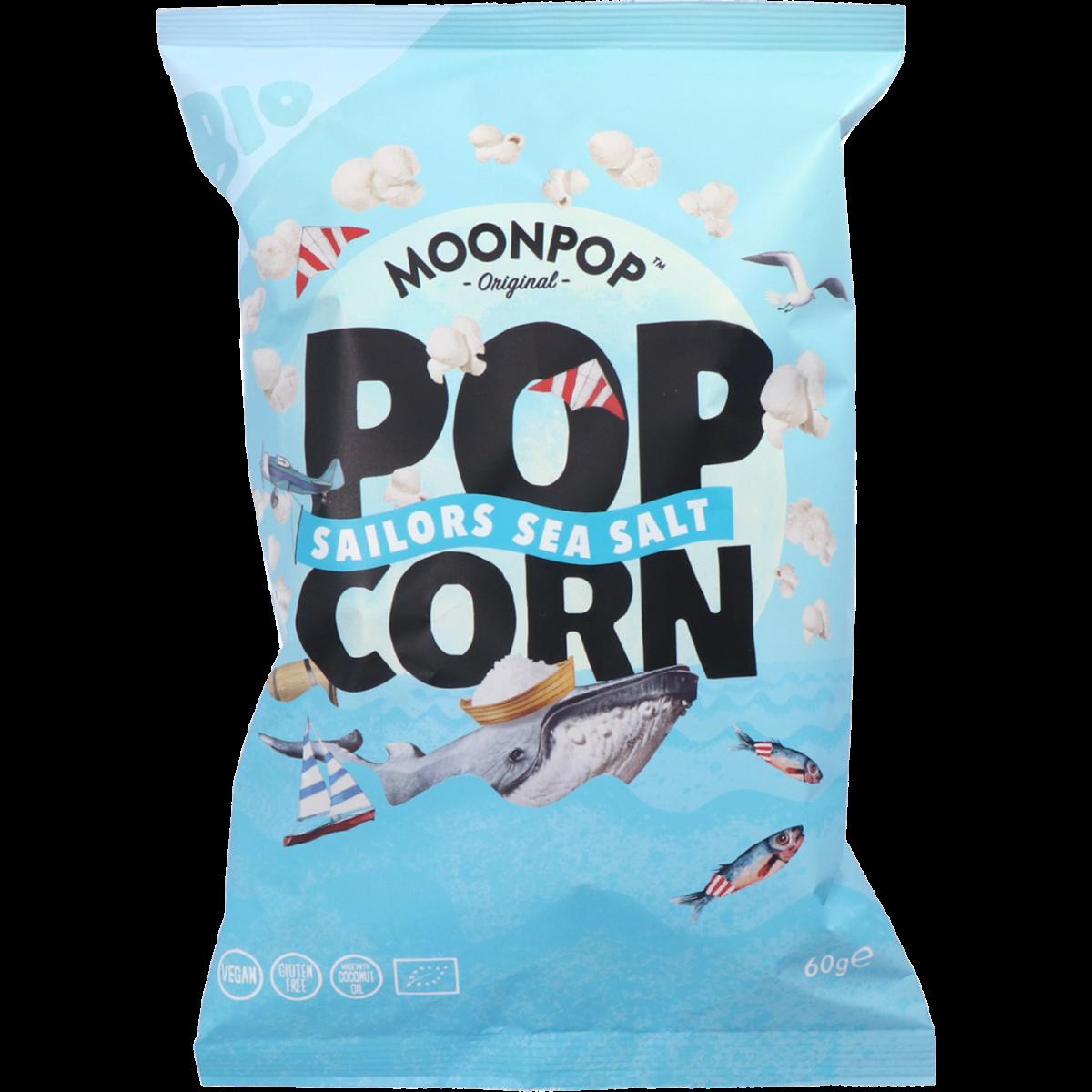 Popcorn Sailors Sea Salt 60 gram