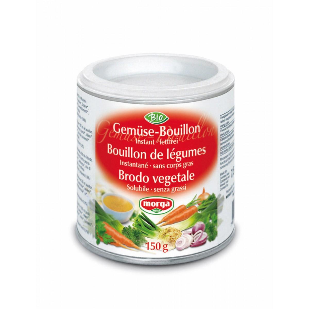 Bouillon Vetvrij