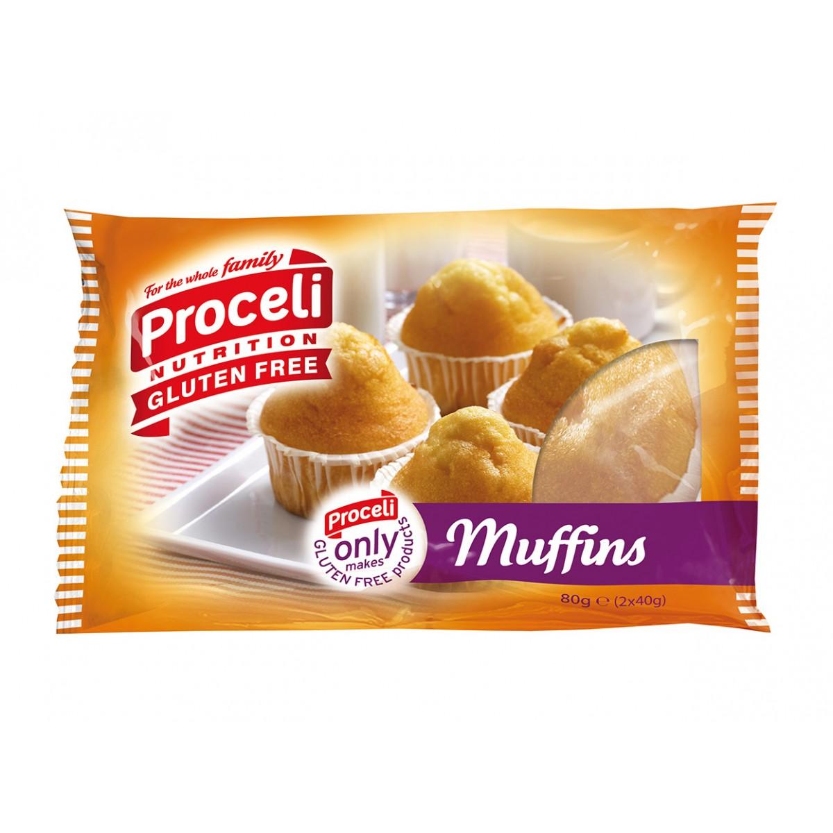 Muffins (2 stuks)