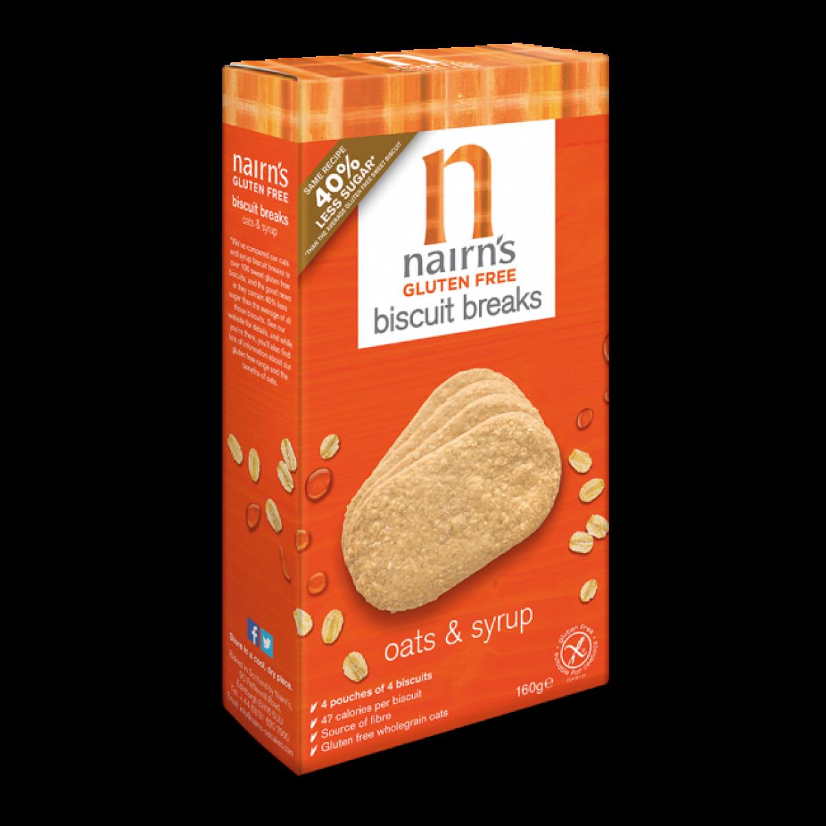 Biscuit Breaks Haver & Siroop