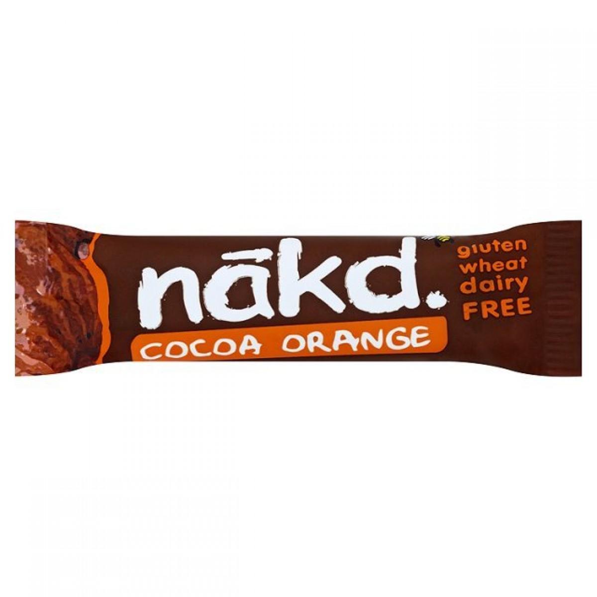 Cocoa Orange Bar