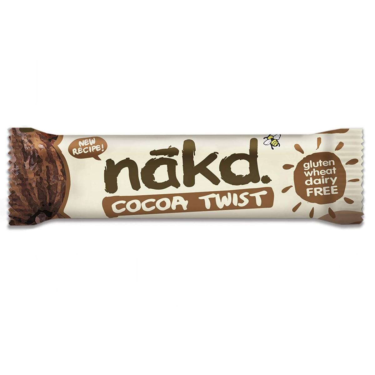 Cocoa Twist Bar