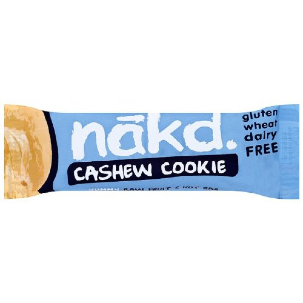 Cashew Cookie Bar