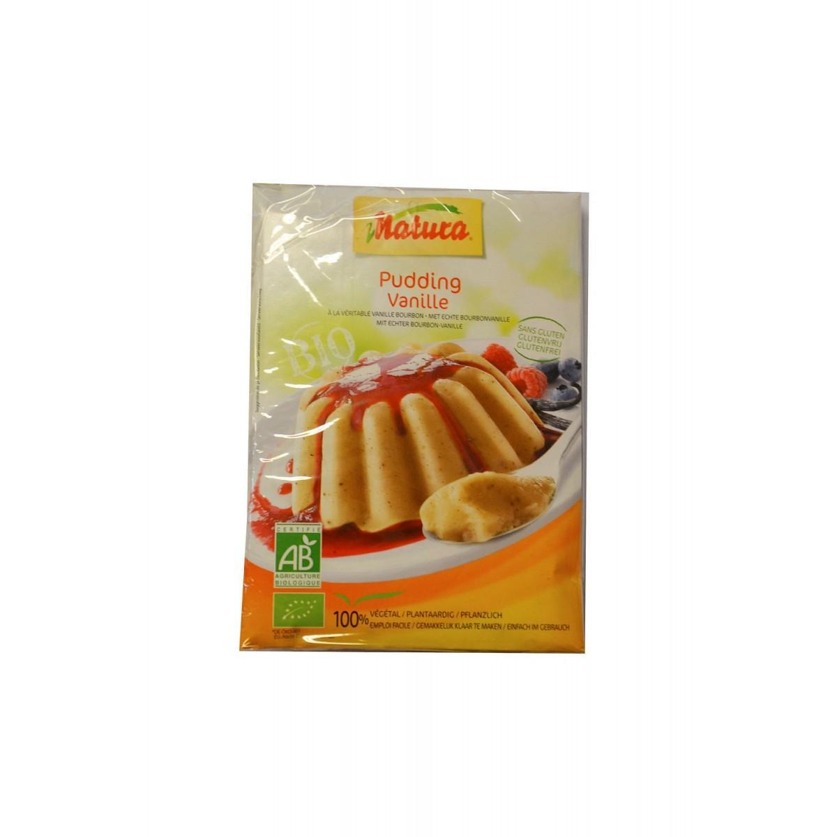 Puddingpoeder Vanille