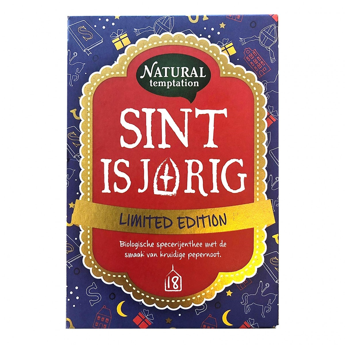 Sint Is Jarig Thee
