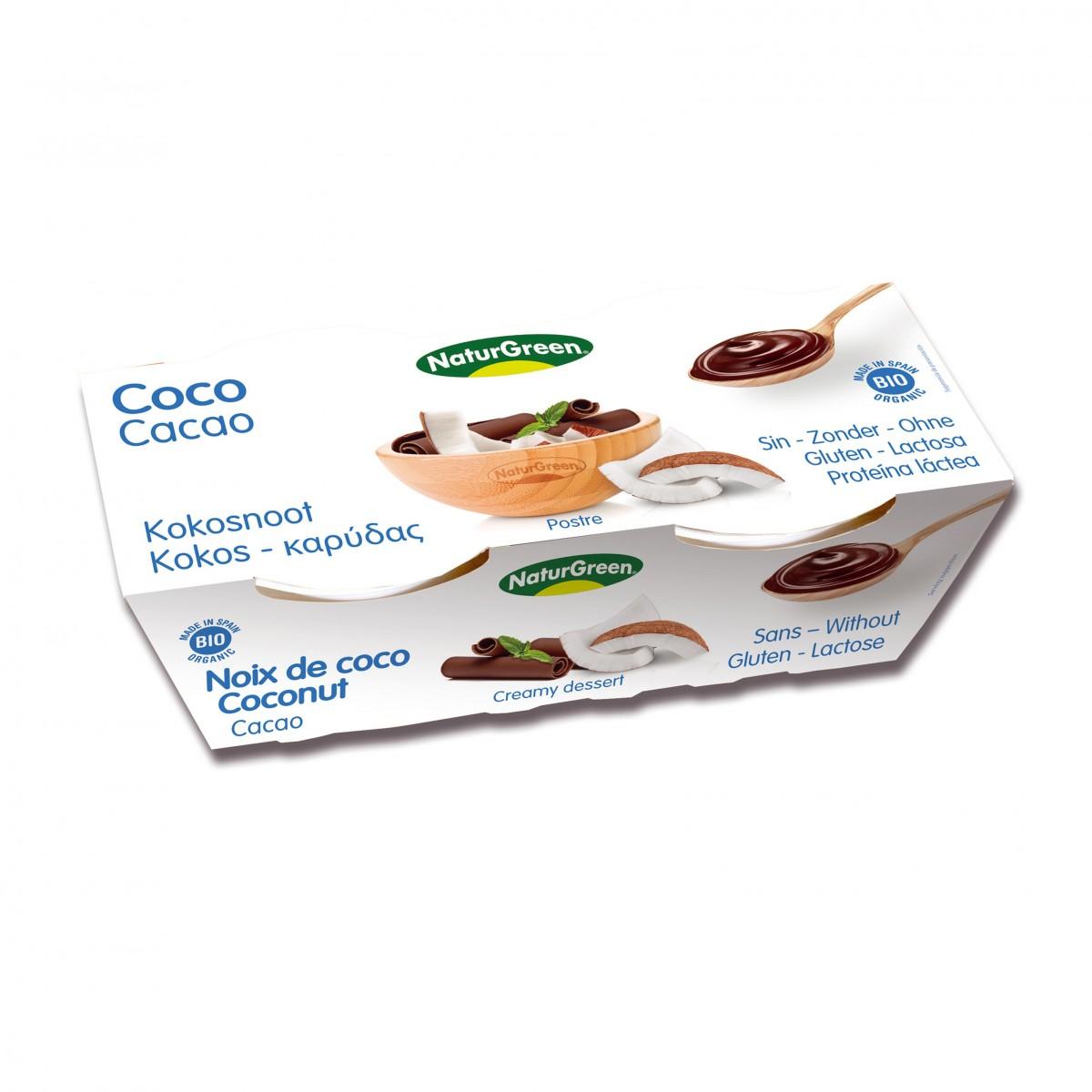 Kokos Dessert Cacao