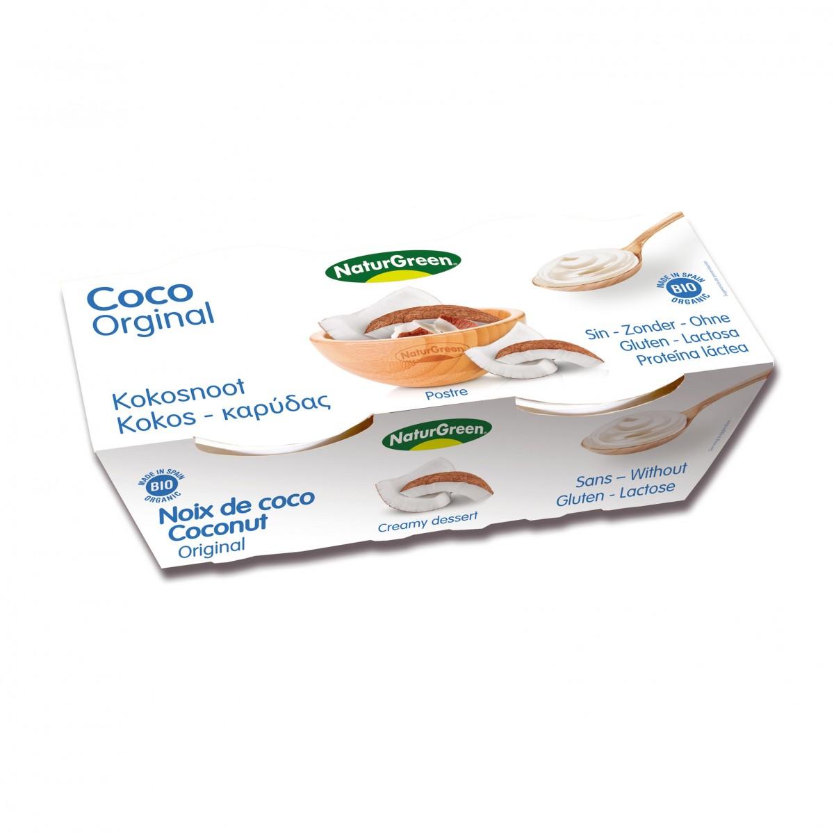 Kokos Dessert