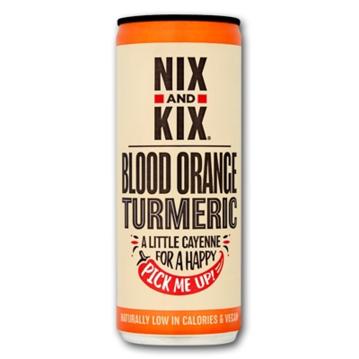 Blood Orange Turmeric Blikje
