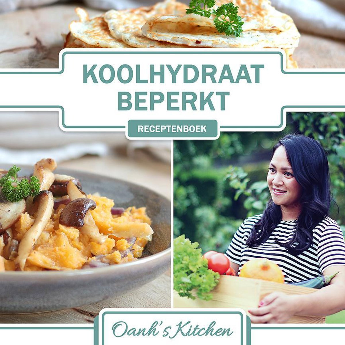 Koolhydraat Beperkt Receptenboek