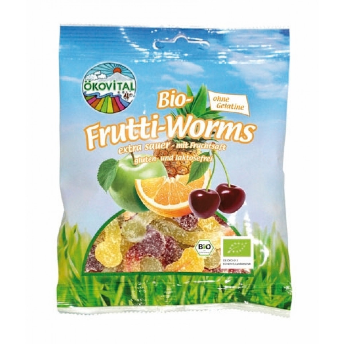 Frutii Worms