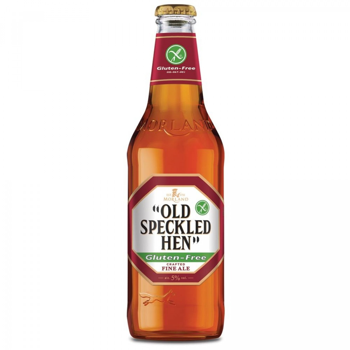 Old Speckled Hen