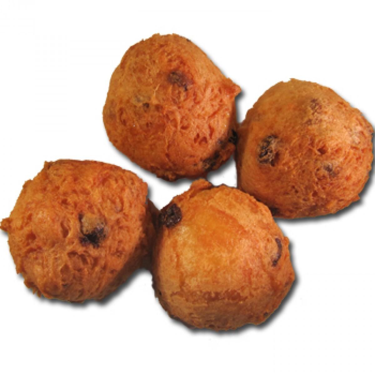 Oliebollen Met Rozijnen Tarwevrij Lactosevrij