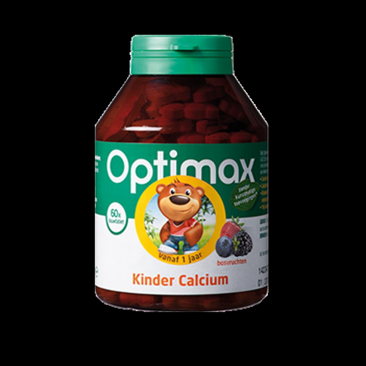 Kinder Calcium Bosvrucht