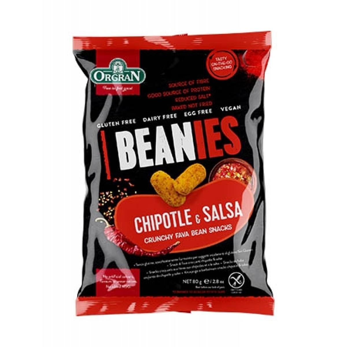 Beanies Chipotle & Salsa