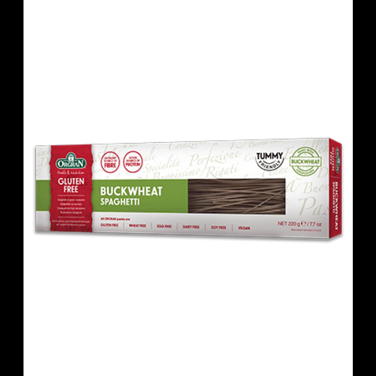 Boekweit Spaghetti (T.H.T. 7-8-2019)