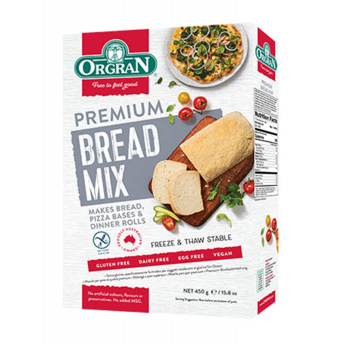 Premium Broodmix