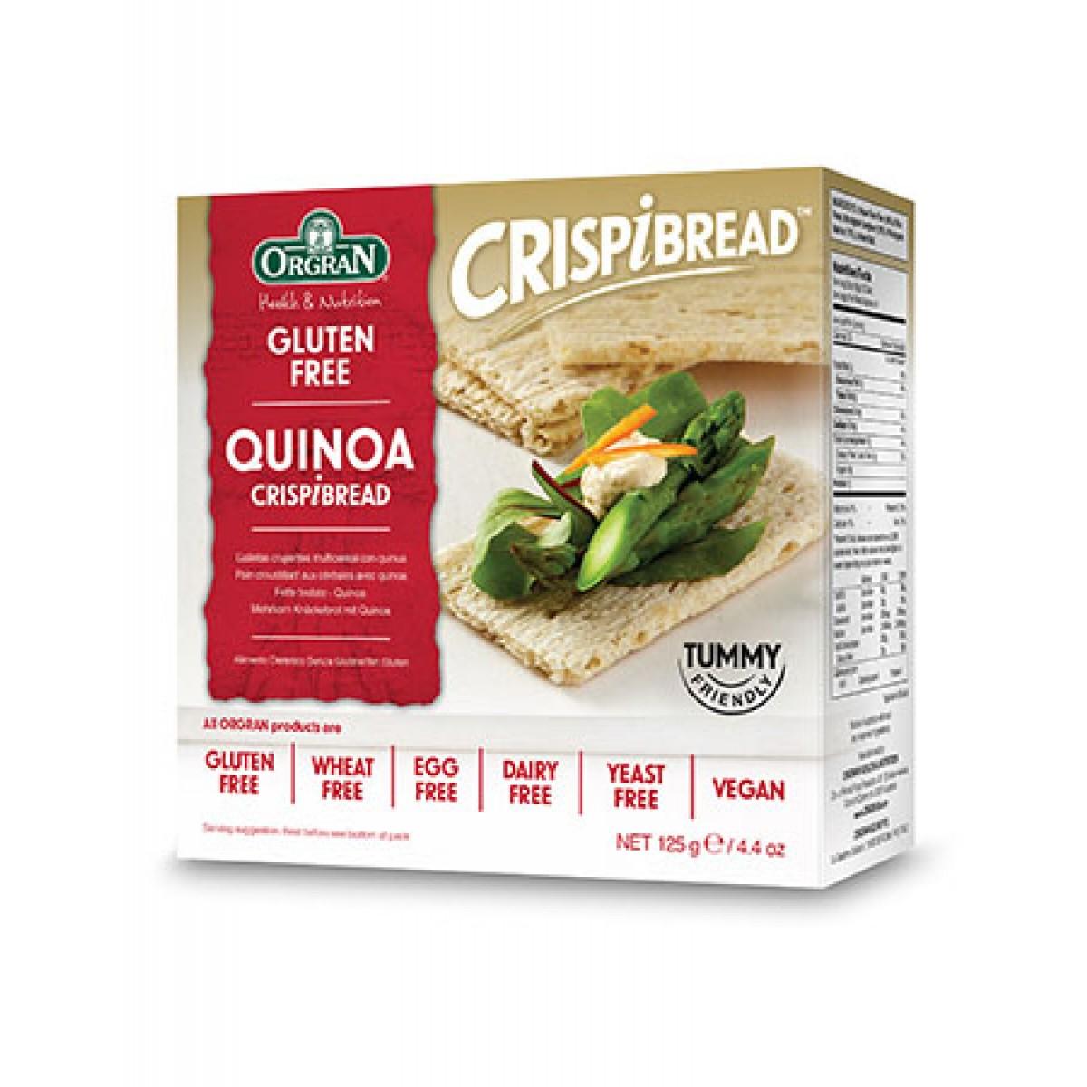 Quinoa Crackers