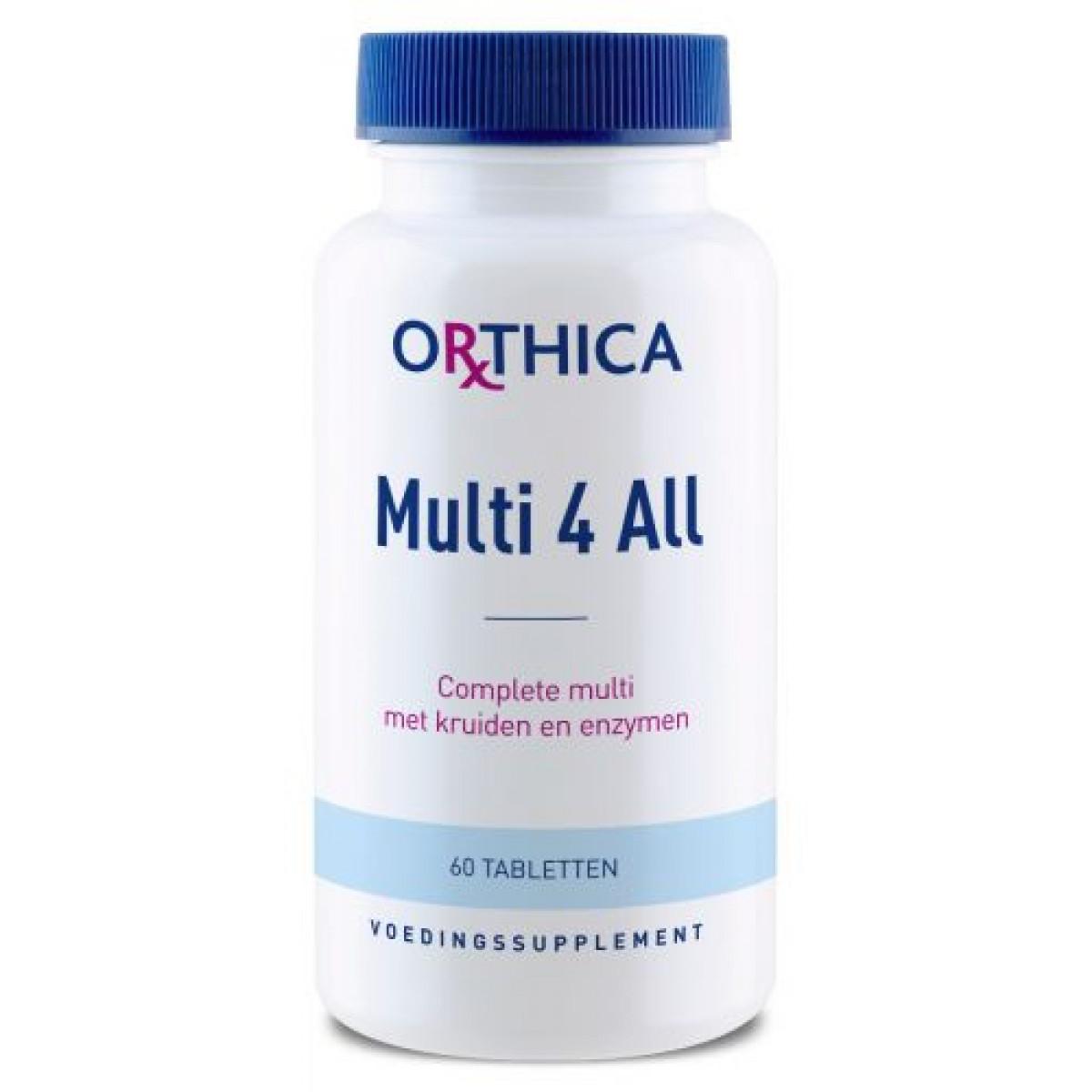 Multi 4 All 180 Tabletten