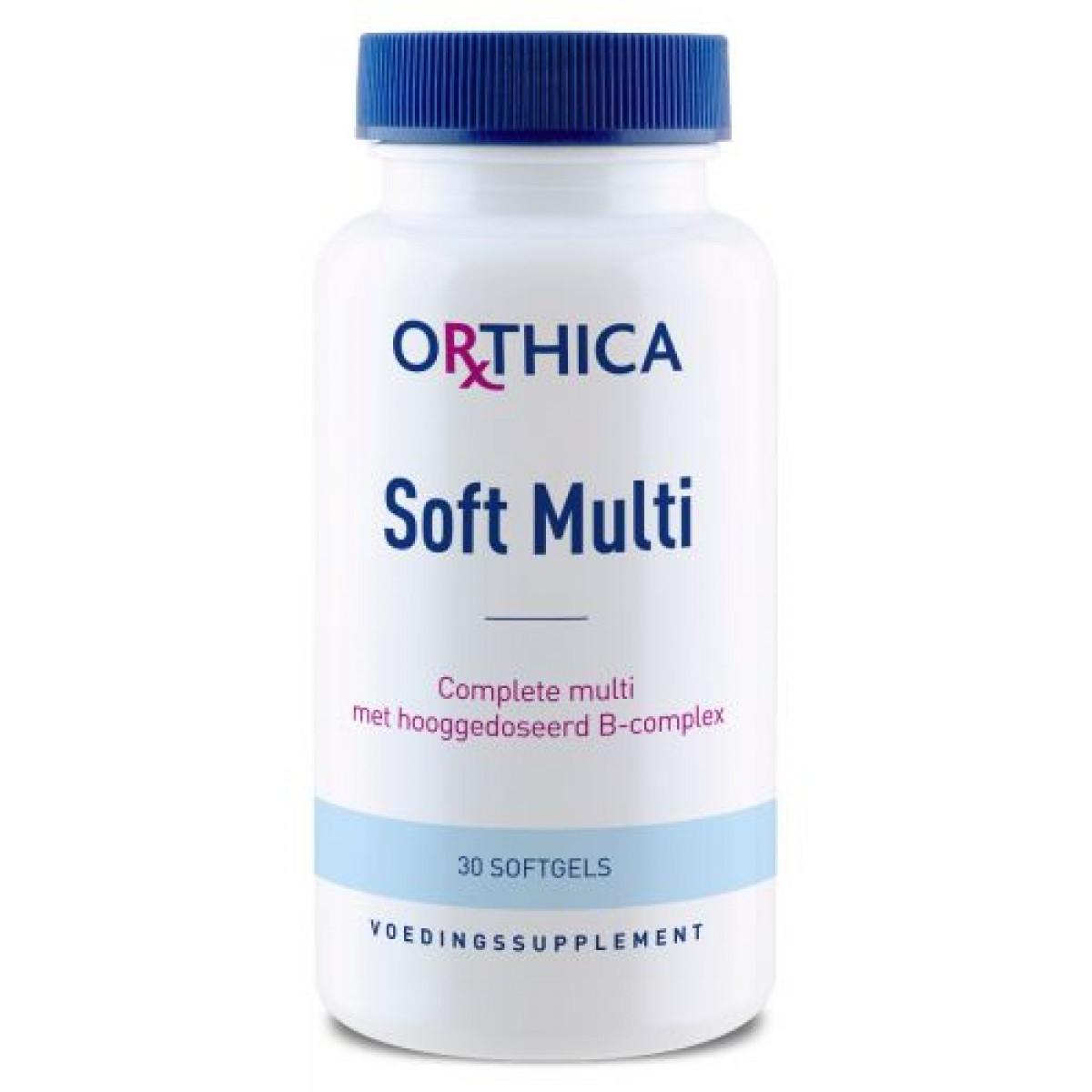 Soft Multi 120 Softgels
