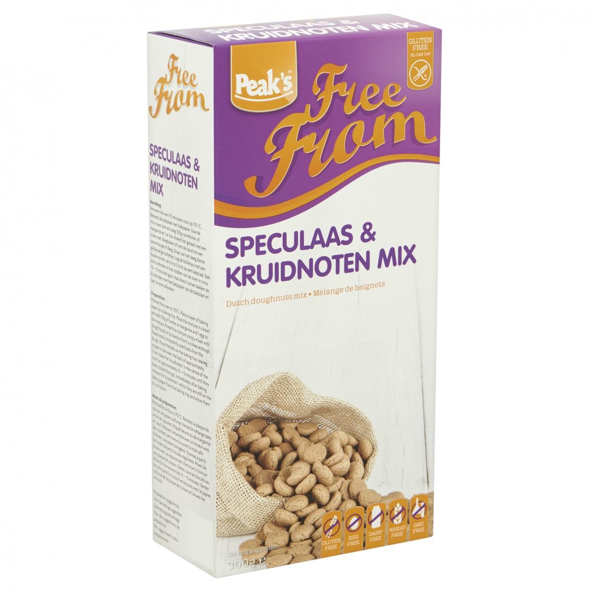 Speculaas & Kruidnoten Mix