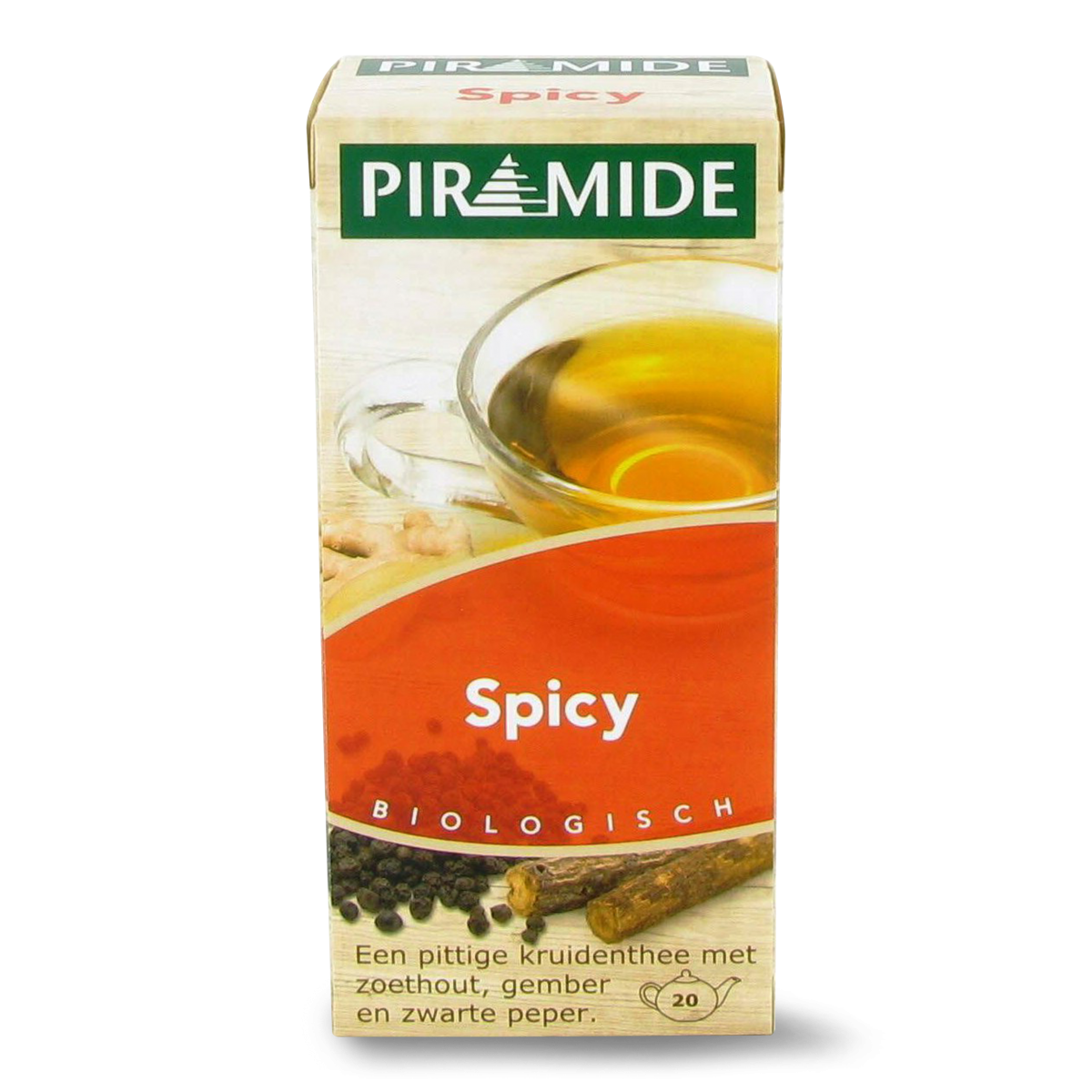 Spicy Thee