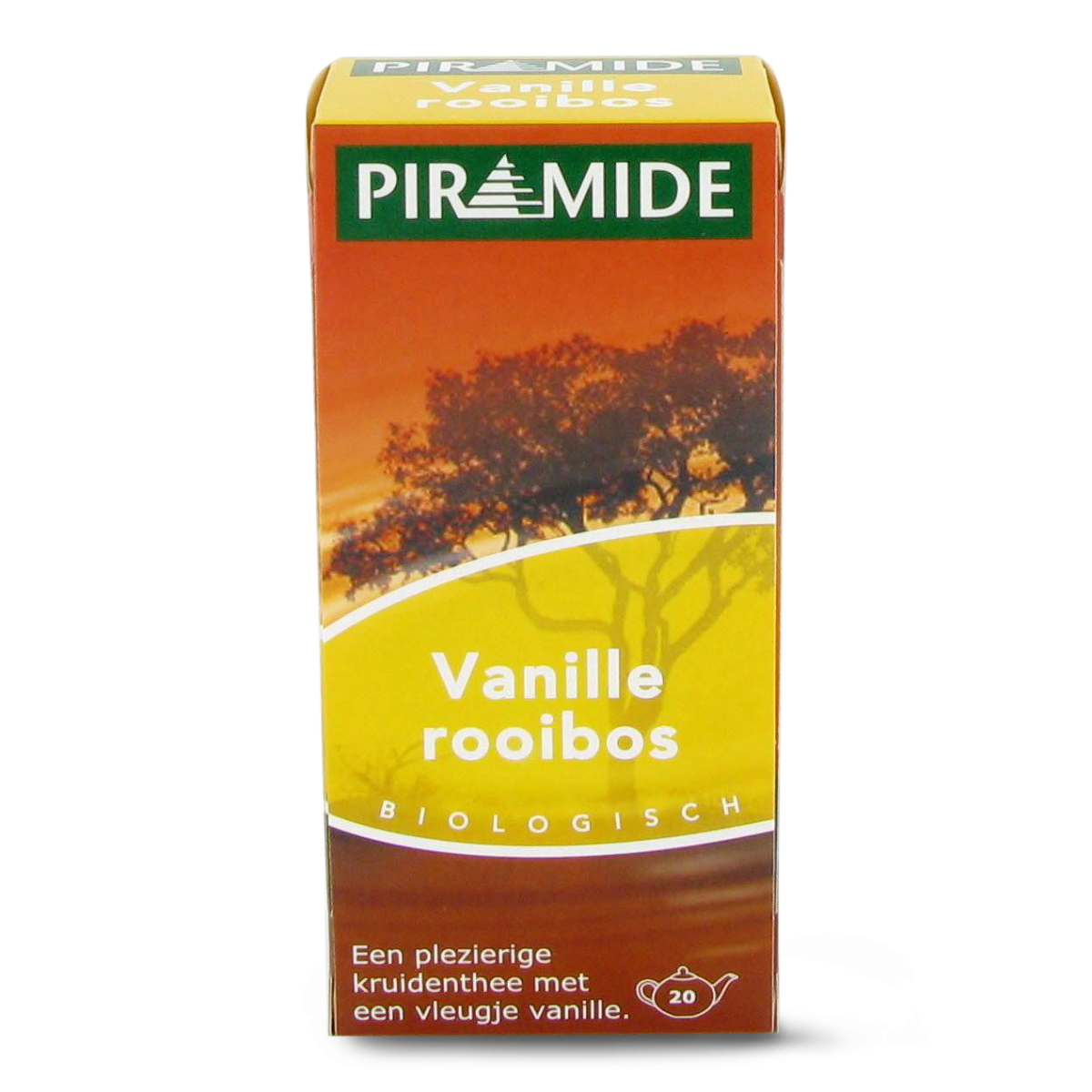 Vanille Rooibos Thee