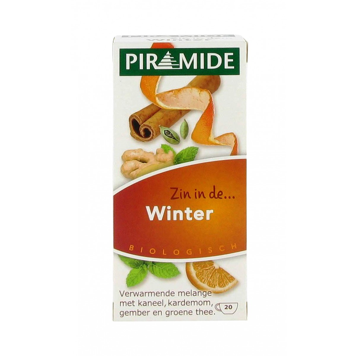Zin In De Winter Thee