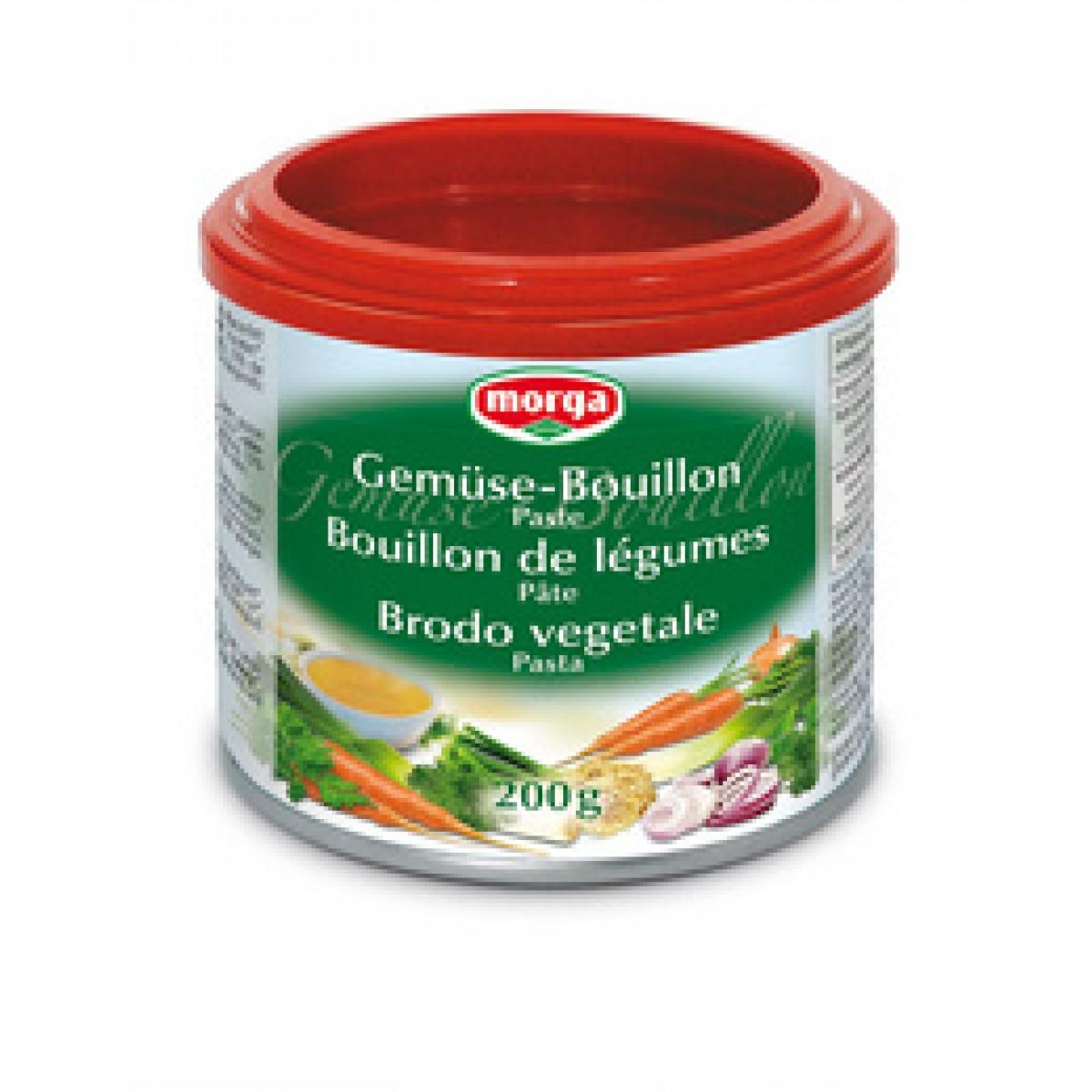 Plantaardige Bouillon Pasta