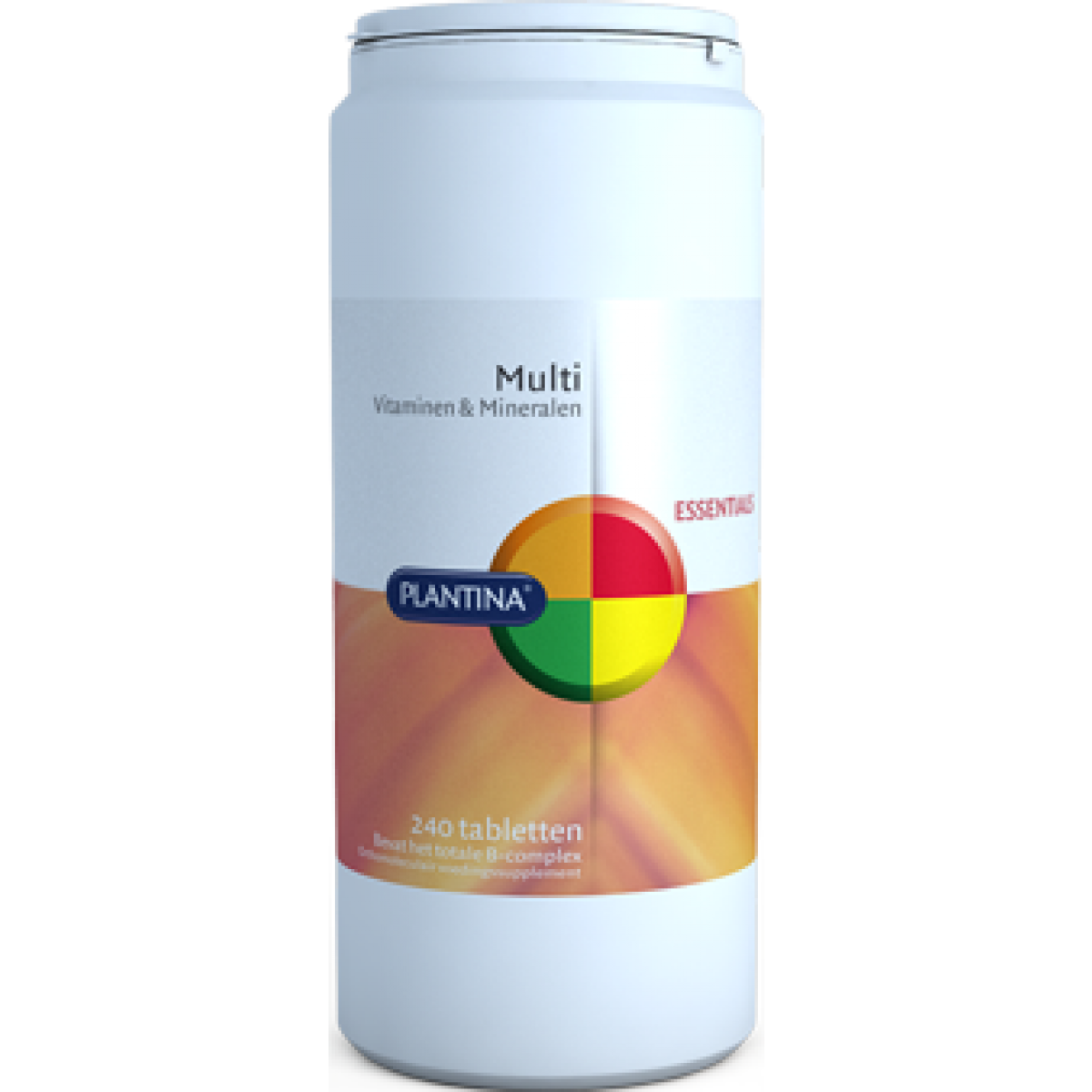 Multi Vitaminen & Mineralen 240 Tabletten