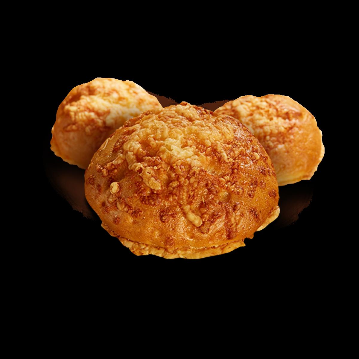Kaas Broodjes (4 stuks)