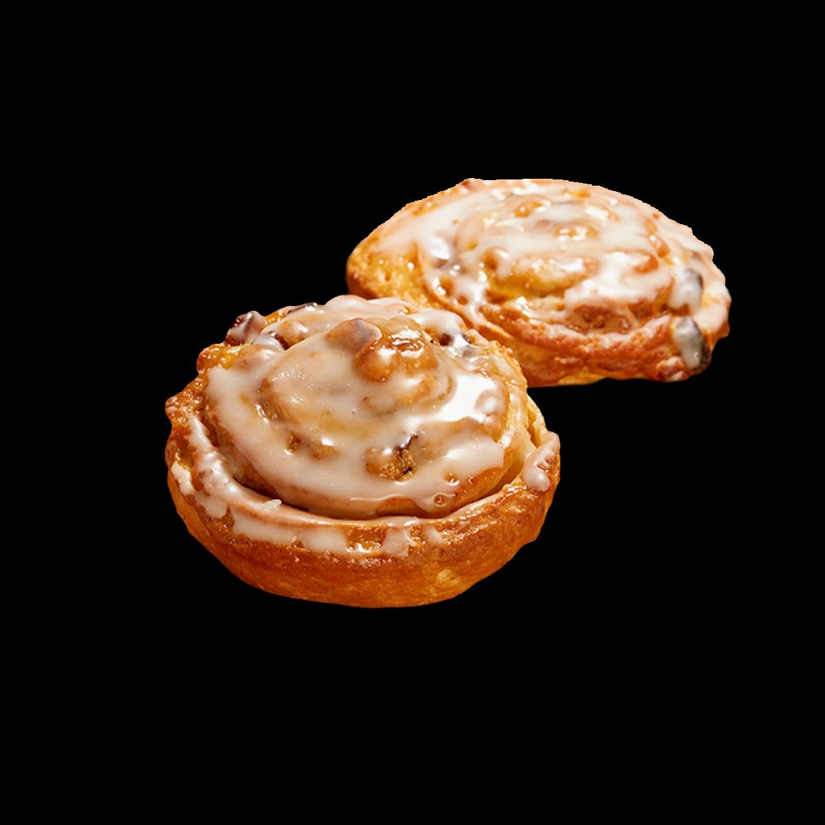 Rozijnen Broodjes (2 stuks)