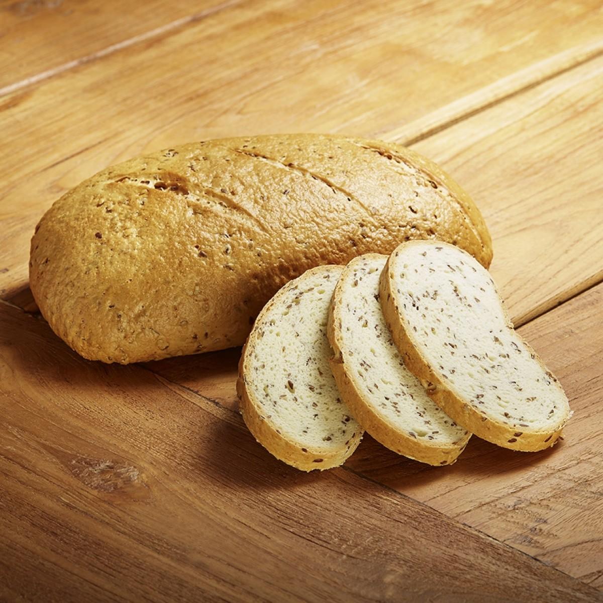 Lijnzaad Brood
