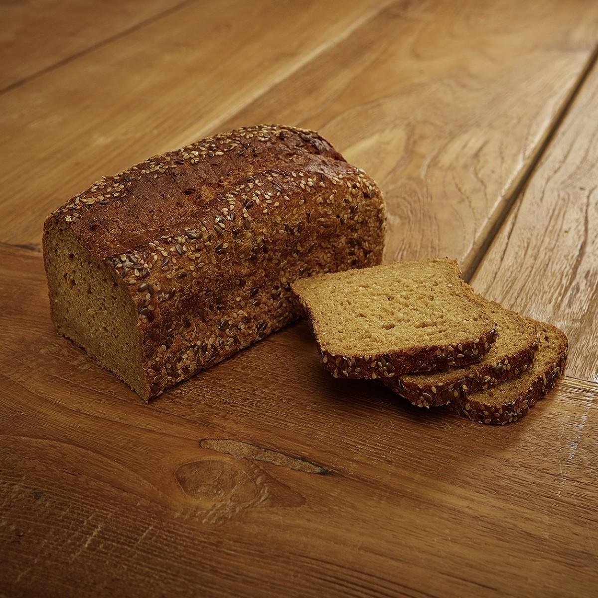 Meergranen Mais-Rijst Gesneden Brood