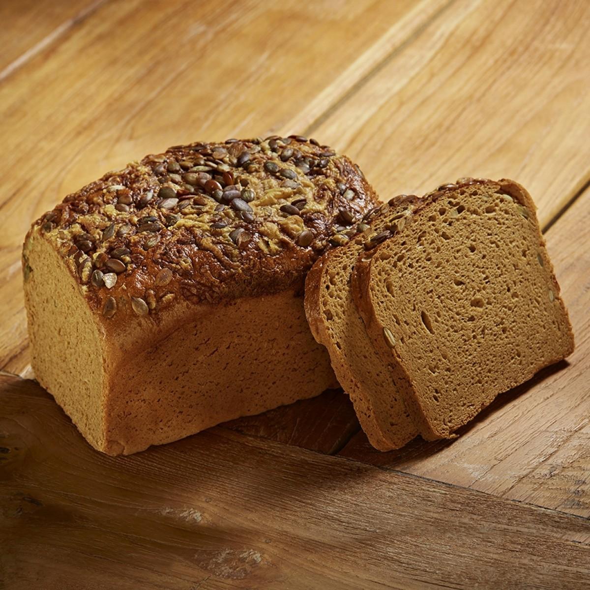 Pompoenpit Brood