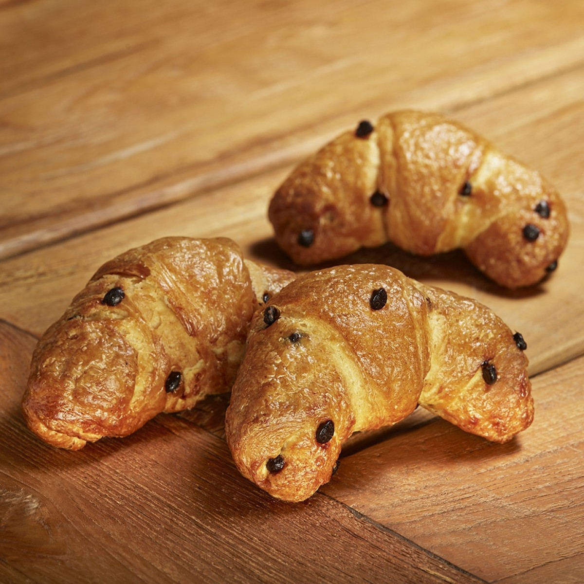 Chocolade Croissants (4 stuks)