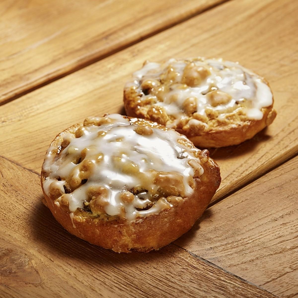 Zoete Broodjes (2 stuks)