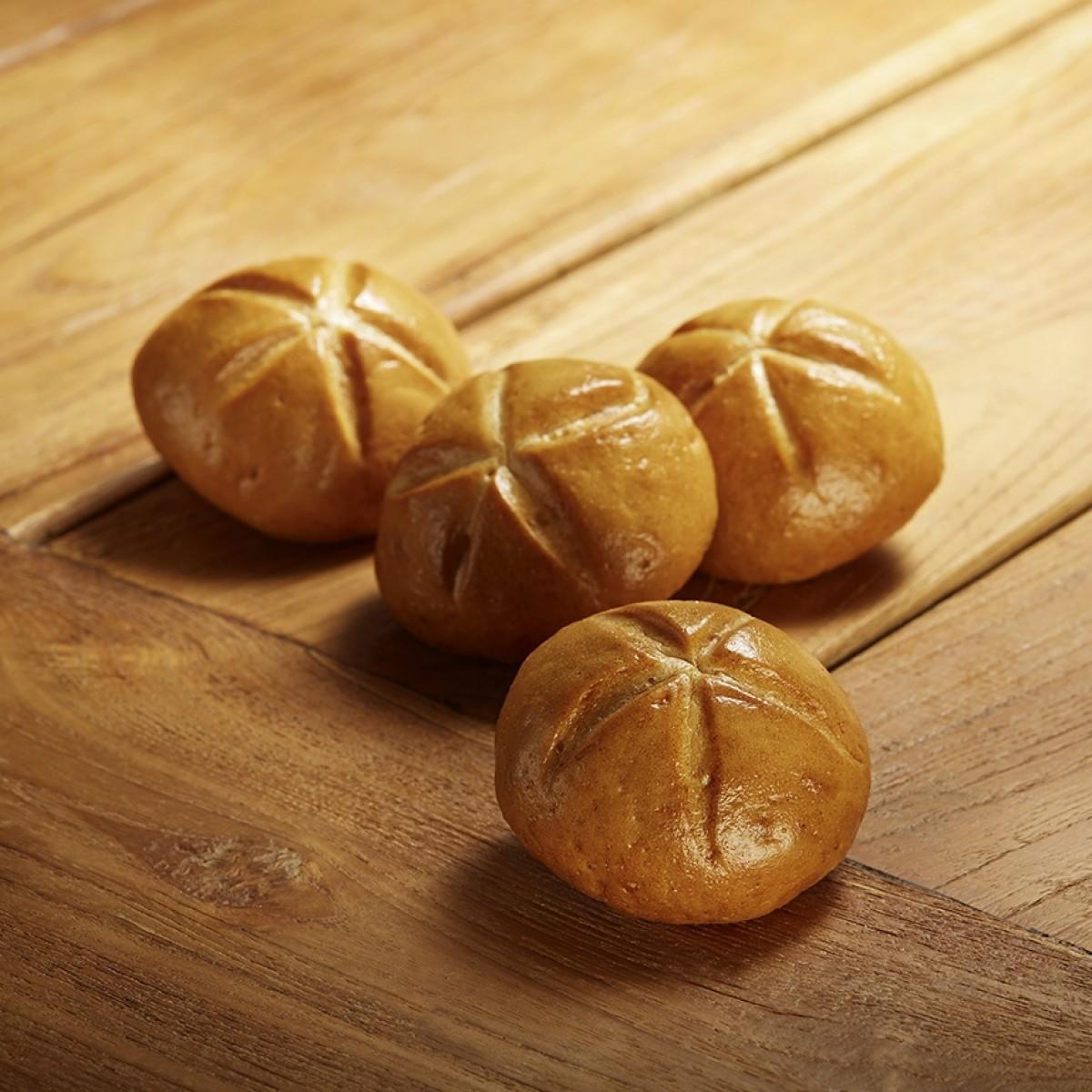 Kaiser Broodjes (8 stuks)