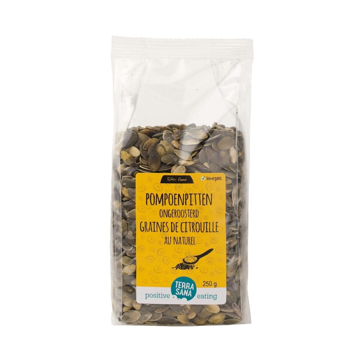Pompoenpitten 250 gram
