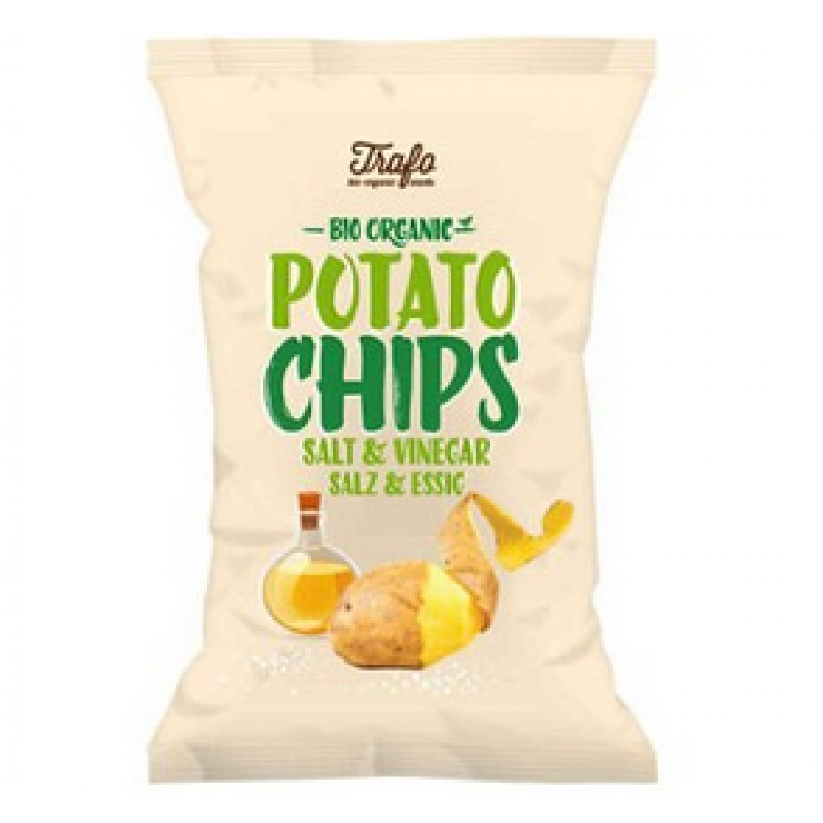 Aardappelchips Salt & Vinegar
