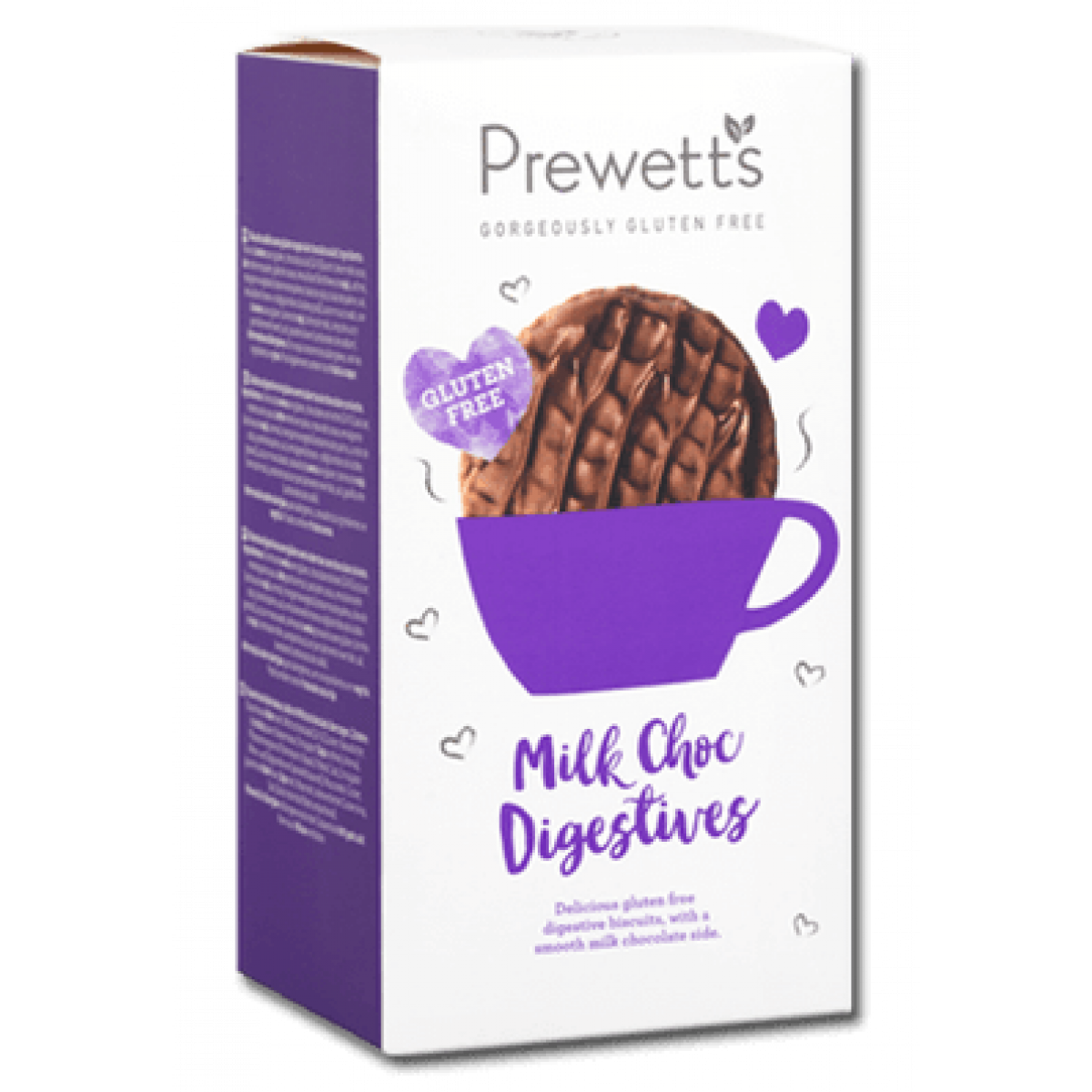 Milk Choc Digestives