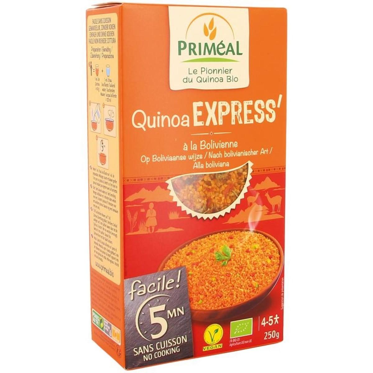 Quinoa Op Boliviaanse Wijze