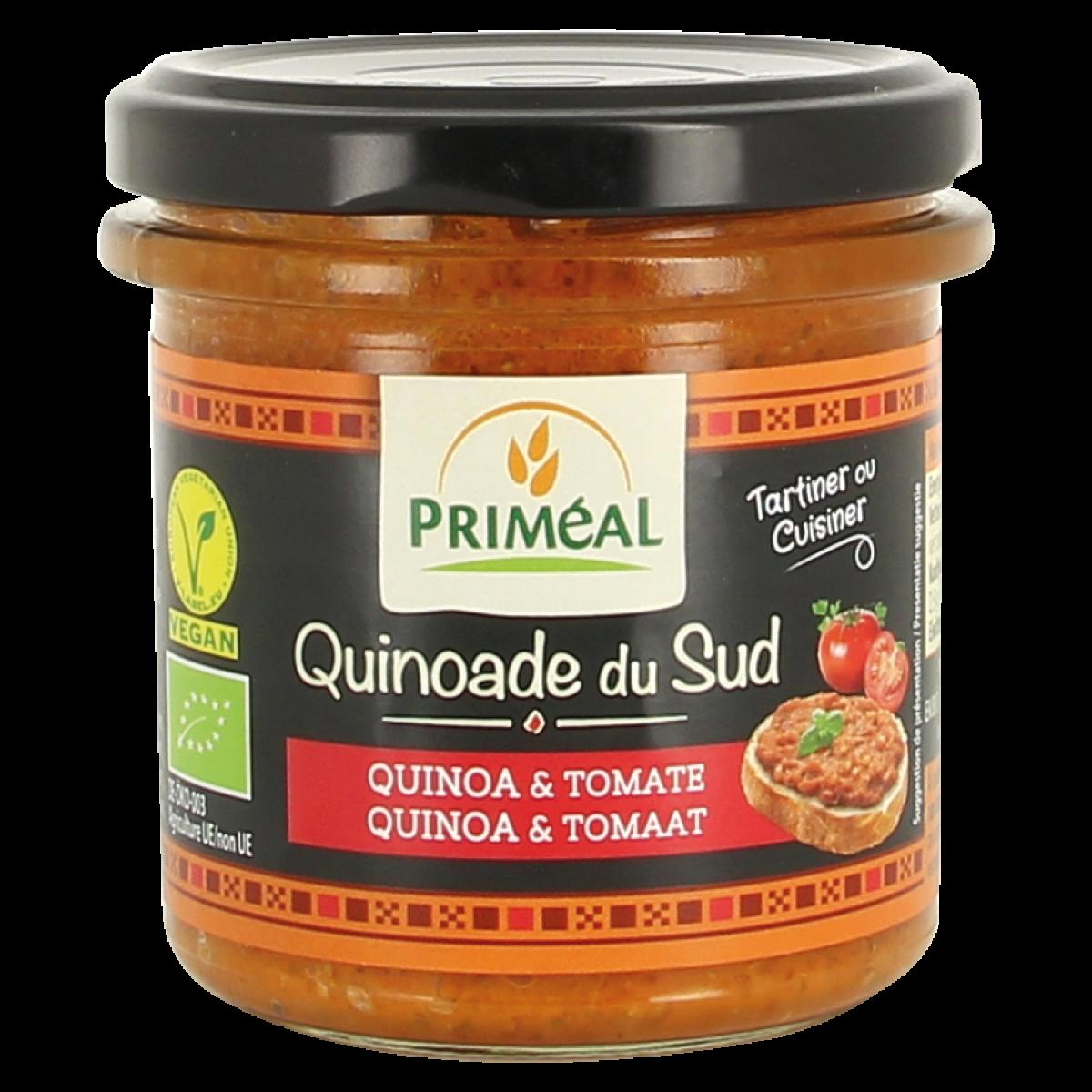 Quinoa Spread Quinoa & Tomaat