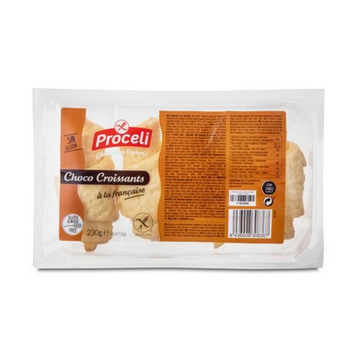 Chocolade Croissants