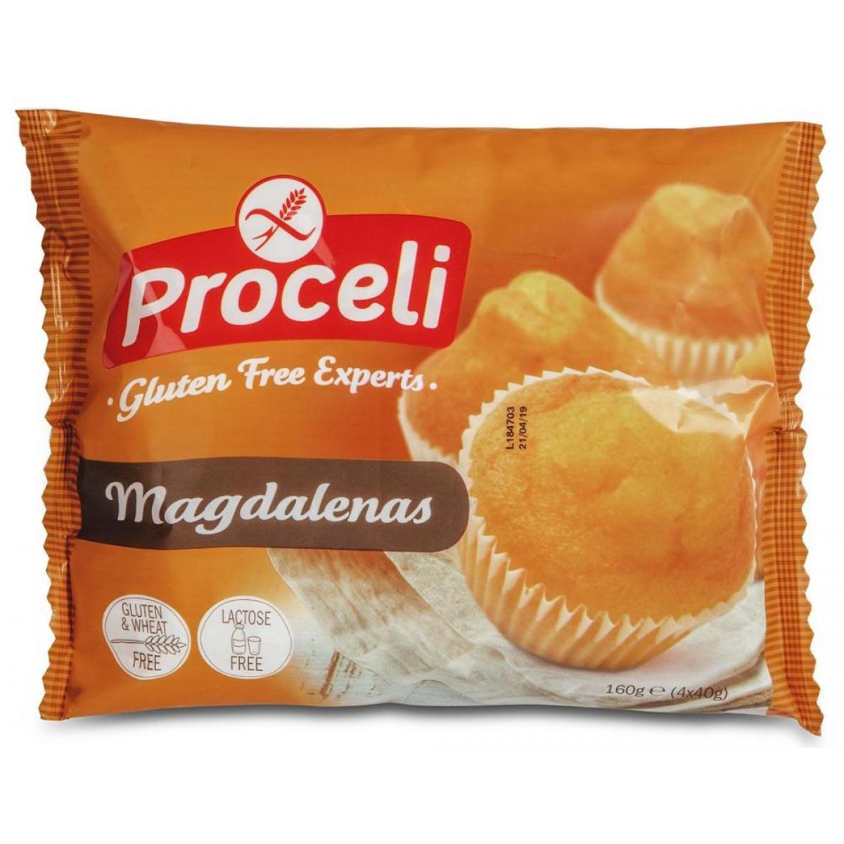 Magdalenas (4 stuks)