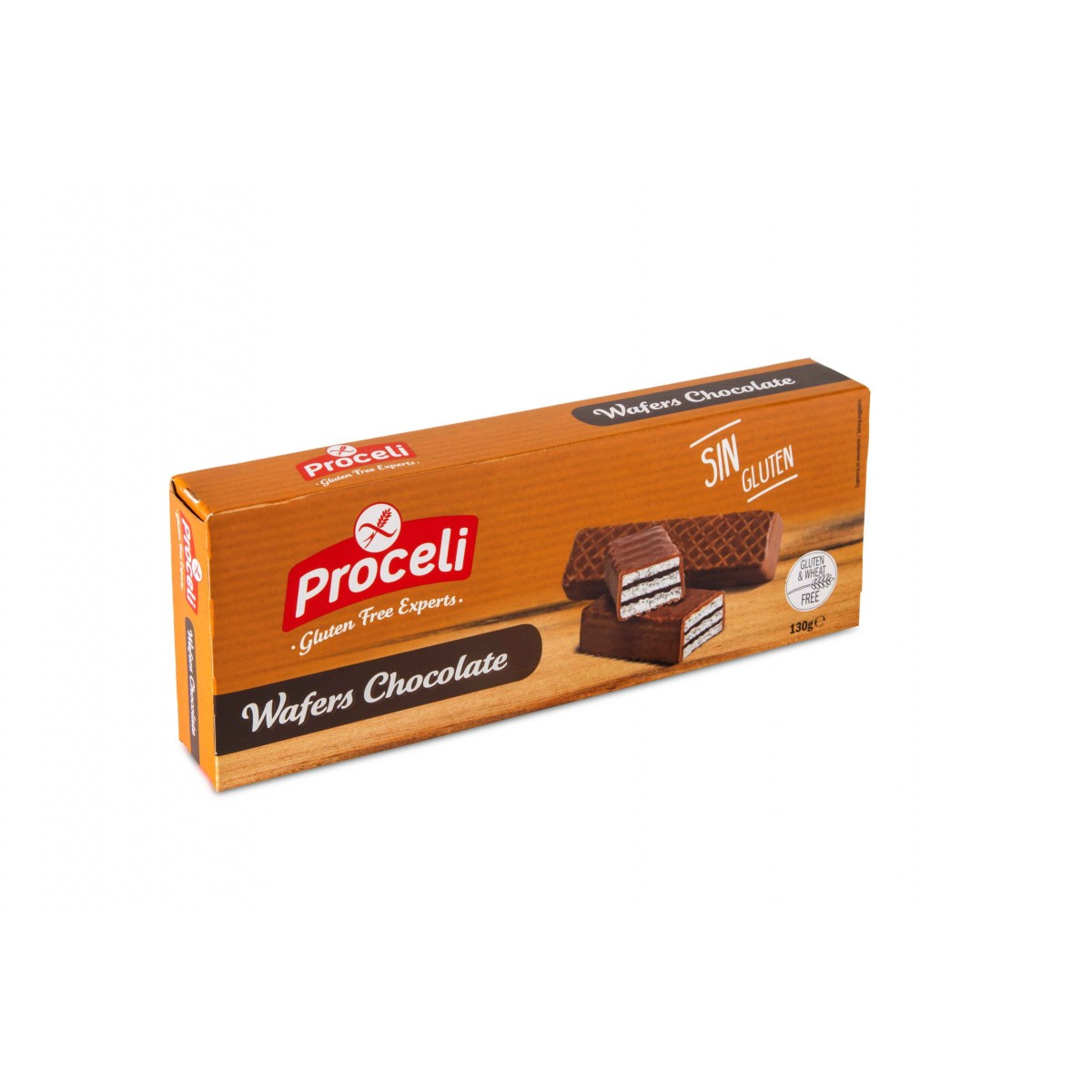 Wafeltjes Chocolade
