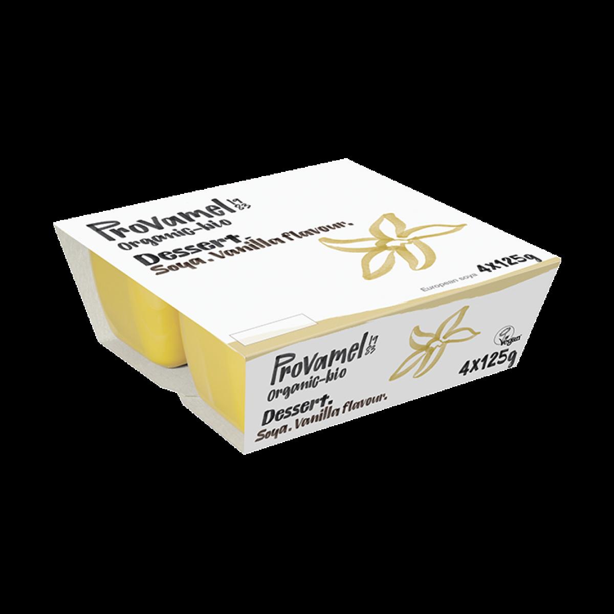 Soja Dessert Vanille 4-pack