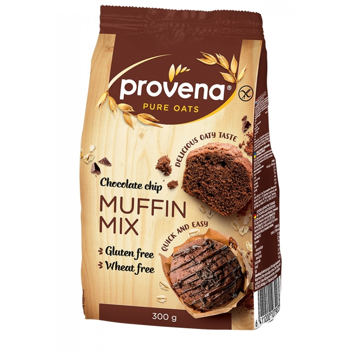 Chocolade Muffin Mix