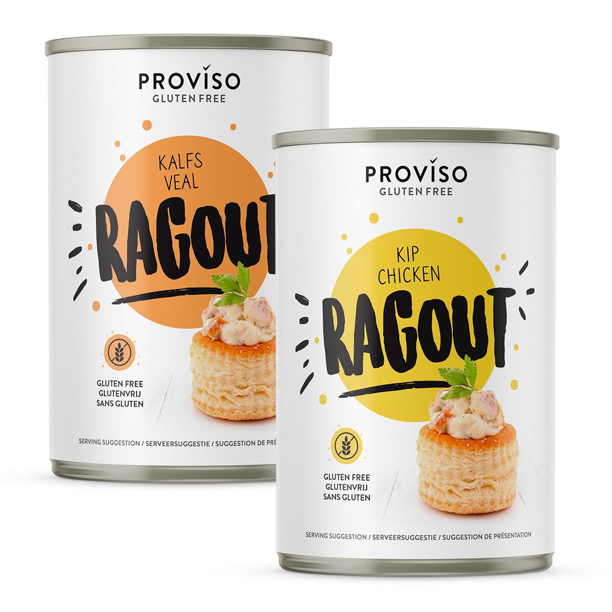 Ragout Proefpakket (2 smaken)